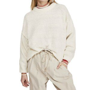 FREE PEOPLE Angelic Pullover Cashmere Sweater